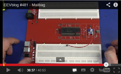 Click here to watch the video review of the PicProtoBoard from EEVBLOG