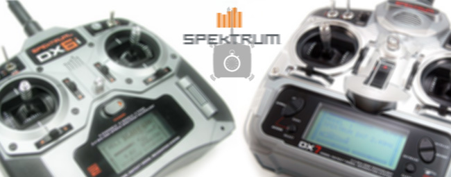 <strong>AutoTimer & Vibration</strong><br /><br />for Spektrum DX6i and DX7