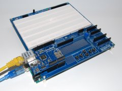 Using the Arduino Proto Shield Plus with Arduino UNO and an additional Shield