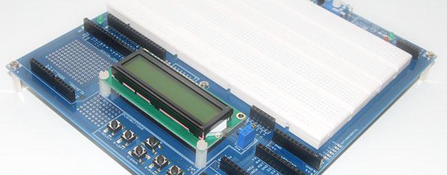 Arduino Proto Shield Plus