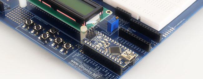 Predisposizione per Arduino NANO / MICRO