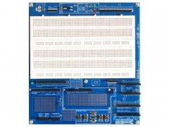 Top view of the Arduino Proto Shield Plus